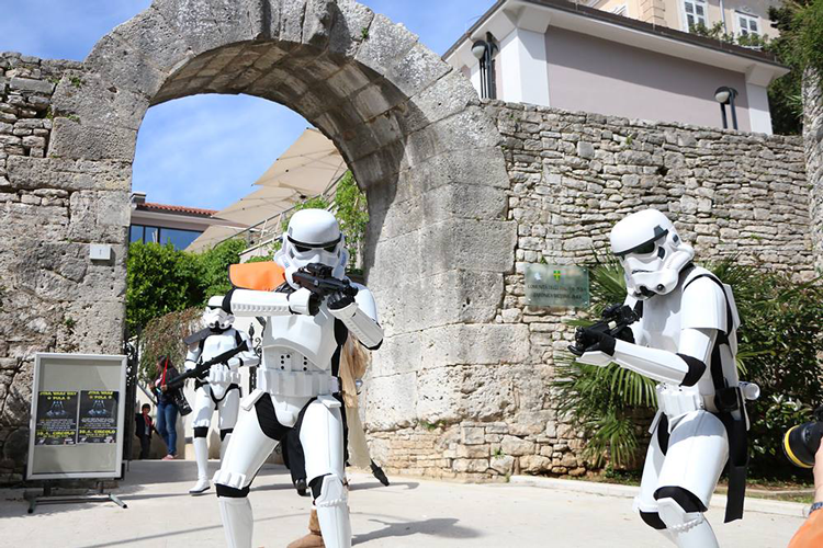 Star Wars Day Pula
