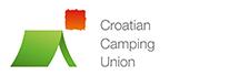 Croatian Camping Union Logo