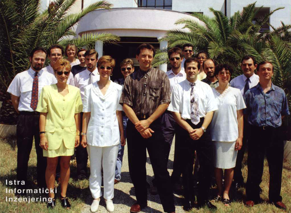 ISTRA TECH (Istra Information Engineering) 1987