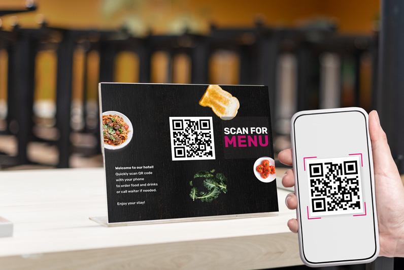 POS Self-Ordering Istra Tech - QR Menu