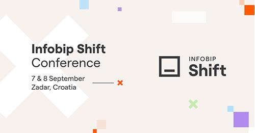 Infobip SHIFT Conference